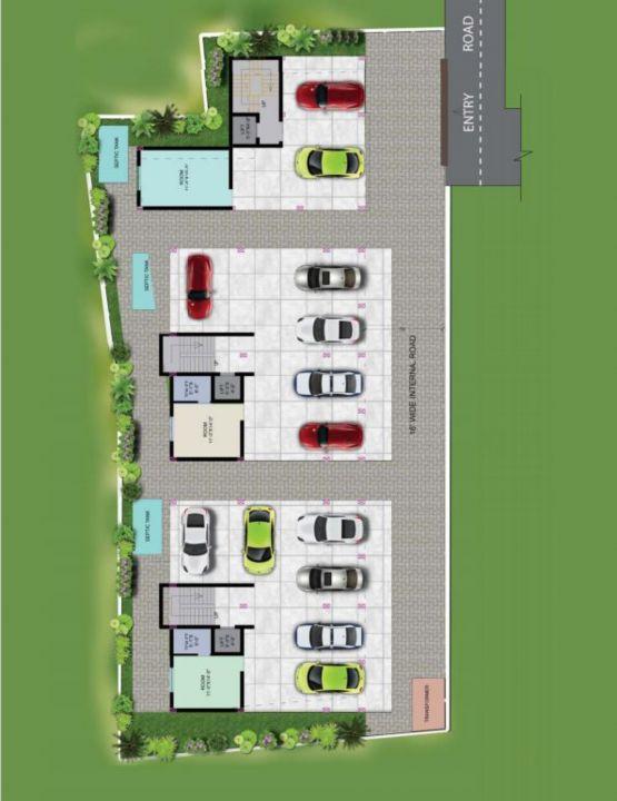 2 BHK Flat / Apartment