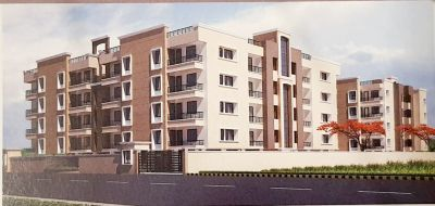 3 BHK 1300 sq. ft. Flat / Apartment for Sale in Hanspal, Bhubaneswar
