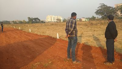 1600 sq. ft. Residential Land / Plot for Sale in Sundarpada, Bhubaneswar