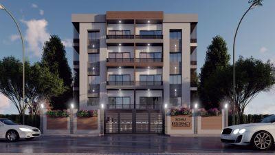 3 BHK 1160 sq. ft. Flat / Apartment for Sale in Kalarahanga, Bhubaneswar