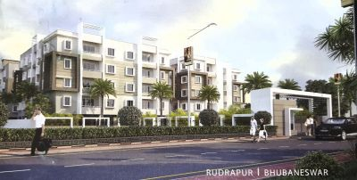 2 BHK 600 sq. ft. Flat / Apartment for Sale in Hanspal, Bhubaneswar