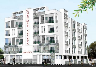 1 BHK 350 sq. ft. Flat / Apartment for Sale in hansapal, Bhubaneswar