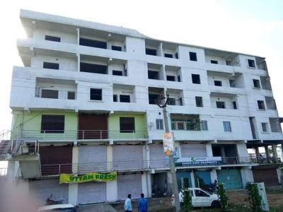 2 BHK 1150 sq. ft. Flat / Apartment for Sale in Uttara Chack, Bhubaneswar