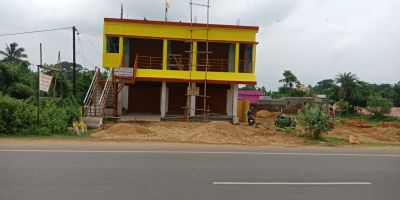 3484 sq. ft. Commercial Land / Plot for Sale in Jagatpur, Cuttack