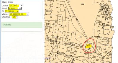 4000 sq. ft. Residential Land / Plot for Sale in Raghunathpur, Bhubaneswar