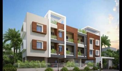 2 BHK 1400 sq. ft. Flat / Apartment for Sale in Jagamara, Bhubaneswar