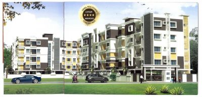 2 BHK 800 sq. ft. Flat / Apartment for Sale in Patia, Raghunathpur, Bhubaneswar