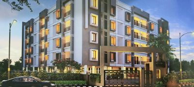 2 BHK 800 sq. ft. Flat / Apartment for Sale in Uttara Chack, Bhubaneswar