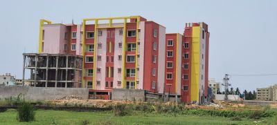 3 BHK 1160 sq. ft. Flat / Apartment for Sale in Hanspal, Bhubaneswar