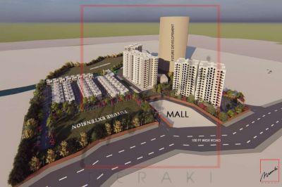 3 BHK 990 sq. ft. Duplex for Sale in Sundarpur, Bhubaneswar