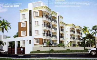 3 BHK 900 sq. ft. Flat / Apartment for Sale in Jaydev Vihar, Bhubaneswar