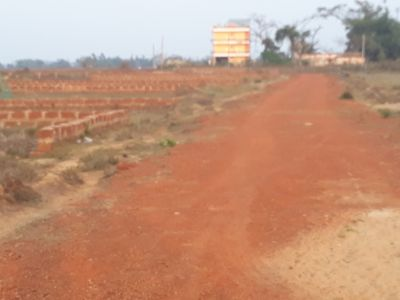 1500 sq. ft. Residential Land / Plot for Sale in Ranga Bazar, Bhubaneswar