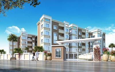 2 BHK 815 sq. ft. Flat / Apartment for Sale in Patia, Bhubaneswar