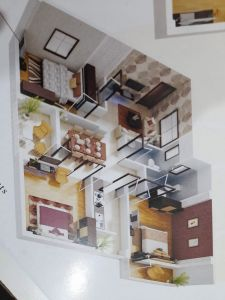 3 BHK 1500 sq. ft. Flat / Apartment for Sale in airport, Bhubaneswar