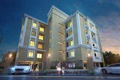 3 BHK 1250 sq. ft. Flat / Apartment for Sale in Nayapali, Bhubaneswar