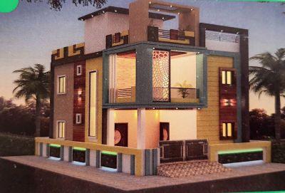 4 BHK 1800 sq. ft. Duplex for Sale in PHULANAKHARA, Bhubaneswar