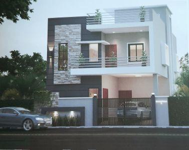 4 BHK 2000 sq. ft. Duplex for Sale in hansapal, Bhubaneswar