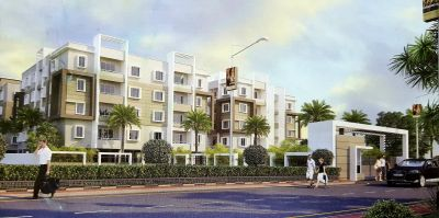 1 BHK 350 sq. ft. Flat / Apartment for Sale in Hanspal, Bhubaneswar