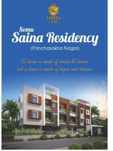 2 BHK 1400 sq. ft. Flat / Apartment for Sale in Jagamara, Bhubaneswar