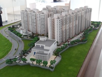 2 BHK 739 sq. ft. Flat / Apartment for Sale in madanpur, Bhubaneswar