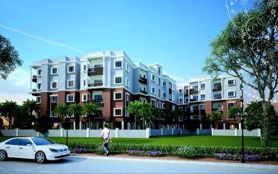 2 BHK 750 sq. ft. Flat / Apartment for Sale in sailashree vihar, Bhubaneswar