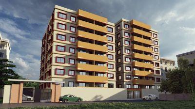 2 BHK 1075 sq. ft. Flat / Apartment for Sale in Khandagiri, Bhubaneswar