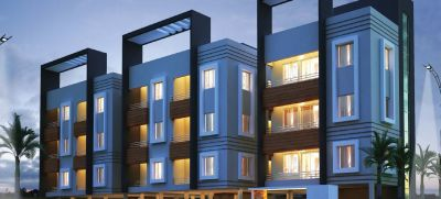 2 BHK 1141 sq. ft. Flat / Apartment for Sale in Patia, Raghunathpur, Bhubaneswar